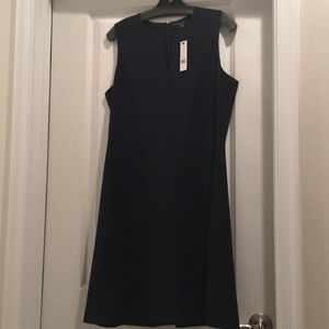 New with tags Theory Deep Navy Dress